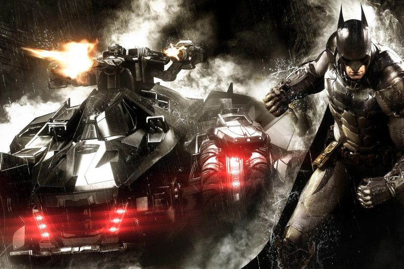Batman Arkham Knight Wallpaper High Quality