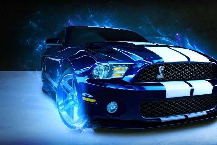 Cool Ford Mustang Wallpaper HD