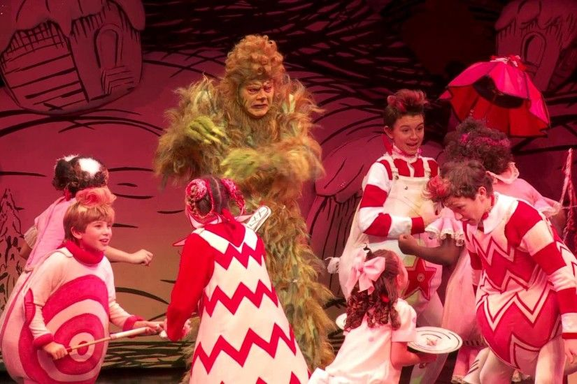 """Whatchama-who"" - Dr. Seuss' How the Grinch Stole Christmas! (2014) -  YouTube"