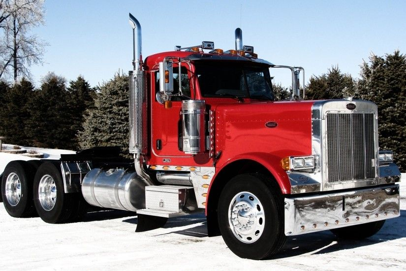 Vehicles - Peterbilt Wallpaper