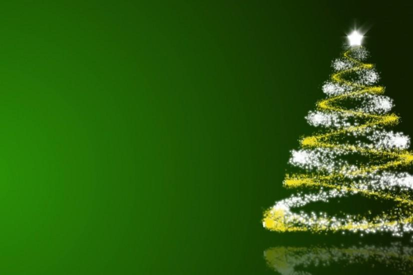 christmas tree background 1920x1080 picture