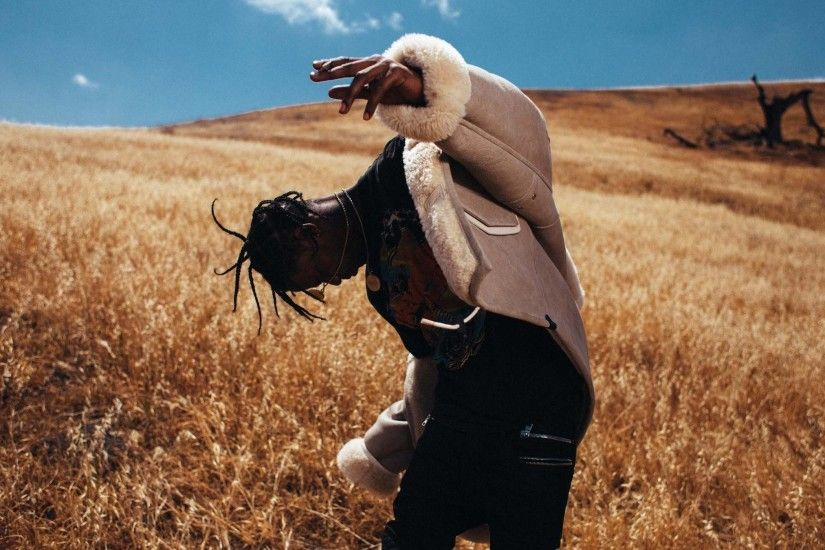 Travis Scott Borrows And Blends With Exquisite Taste On His Debut .