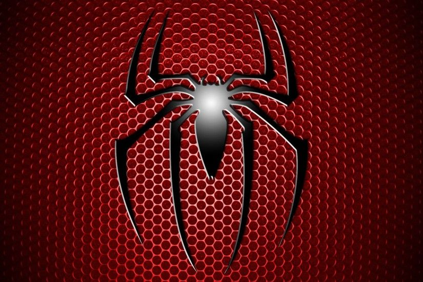 Wallpapers For > Spiderman Logo Wallpaper