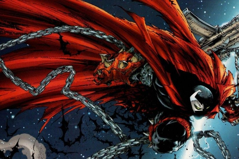 166 Spawn Wallpapers | Spawn Backgrounds Page 4