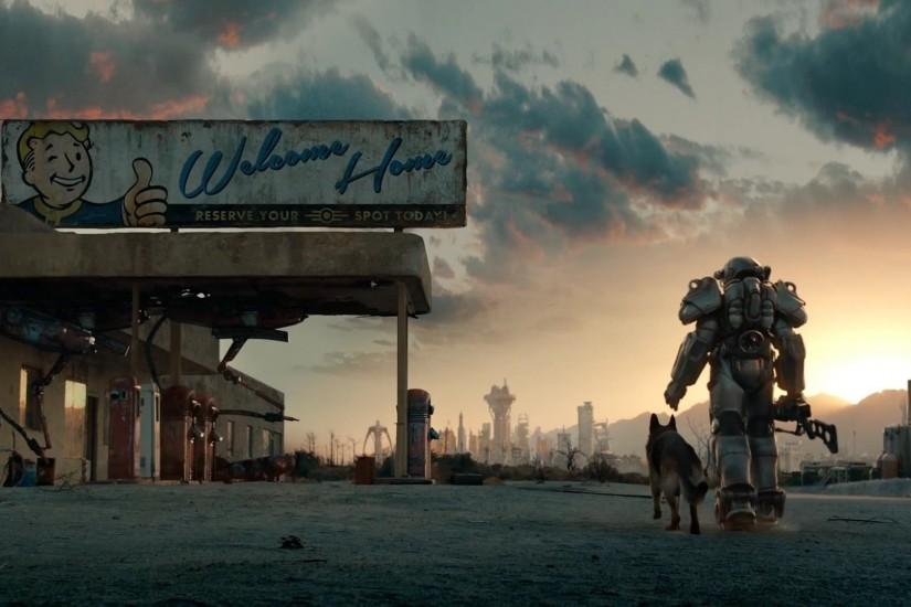 widescreen fallout 4 wallpaper hd 1920x1080 large resolution
