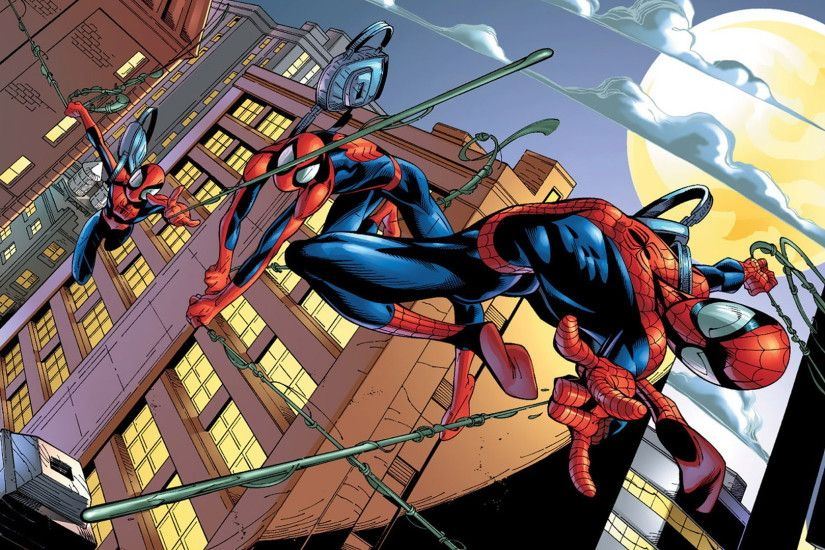 The Superior Spider-Man Full HD Wallpaper and Background .