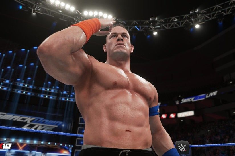 You Can't See Me John Cena WWE 2K18 HD Picture