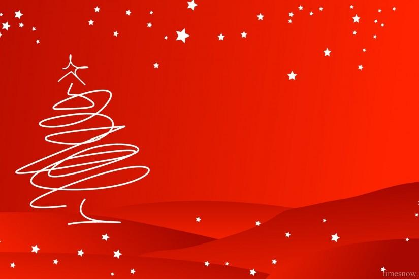 Red Christmas Wallpaper | Bilders