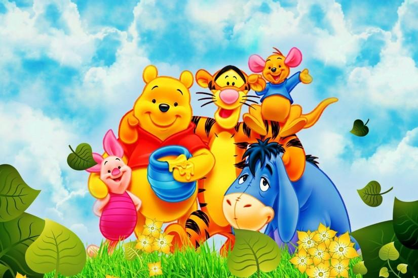 Winnie The Pooh Thanksgiving Wallpaper Widescreen for HD Wallpaper Desktop