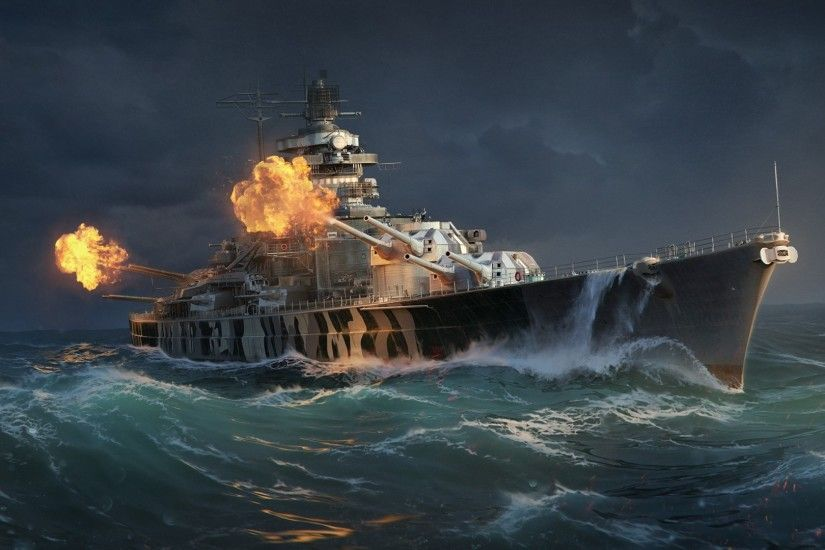 Full HD 1080p World of warships Wallpapers HD, Desktop Backgrounds