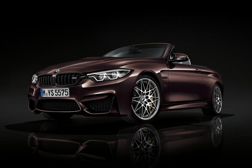 Automotive / Cars / BMW M4 Convertible Wallpaper