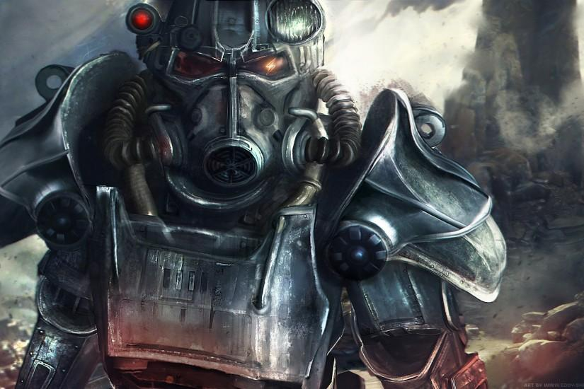 Fallout 4 NCR Ranger Wallpapers | HD Wallpapers