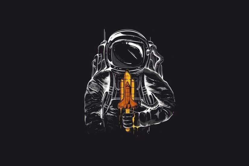 XRD87: Astronaut Wallpapers 1920x1080 Download