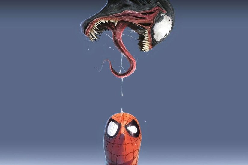Spiderman Venom Wallpaper For Iphone #oNE