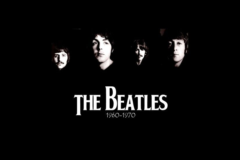 The Beatles Decade Years Wallpaper
