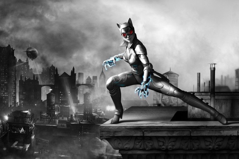 Video Game - Batman: Arkham City Batman Wallpaper