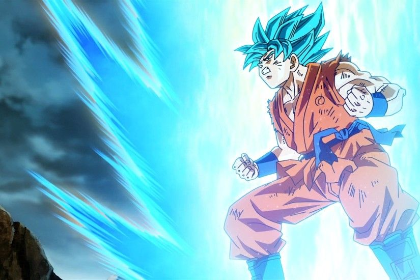 1920x1080 Dragon Ball Z: Goku's New Super Saiyan God Form Revealed〠FULL  HDã€' - YouTube