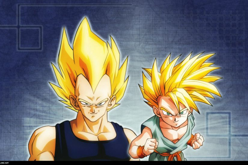 Anime Dragon Ball Z Vegeta (Dragon Ball) Fondo de Pantalla