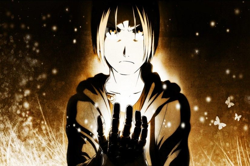 ed - Fullmetal Alchemist: Brotherhood - Anime Wallpaper (31496136 .