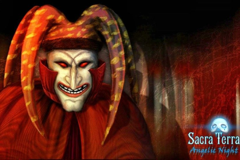 evil scary clown wallpaper - photo #25. dark gothic art artwork fantasy j  #123255