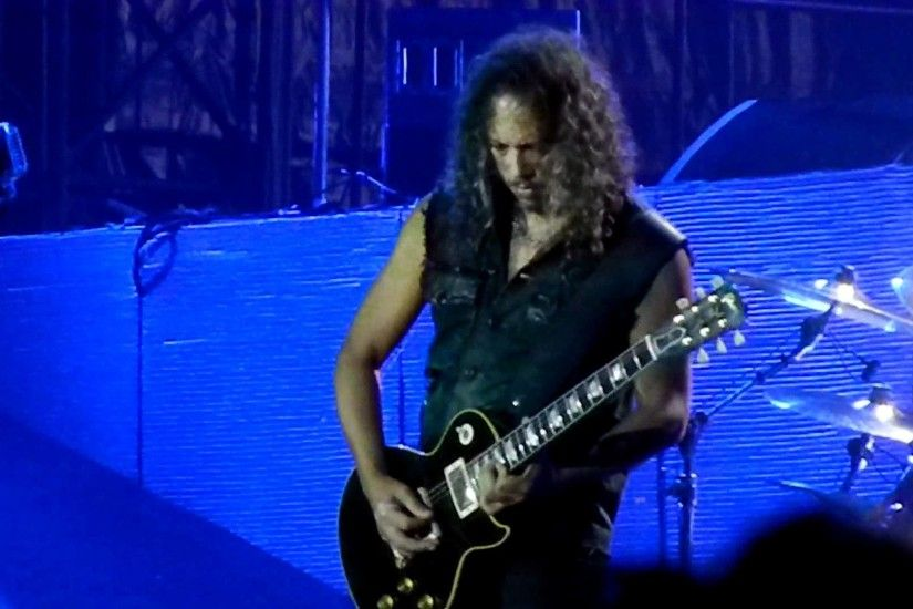 Metallica - Kirk Hammett Solo + Fade to Black ; Gelsenkirchen 02.07.11 -  Live, Full HD - YouTube