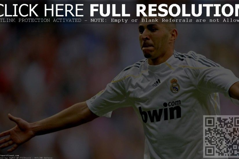 Benzema Real Madrid HD Wallpaper Collection