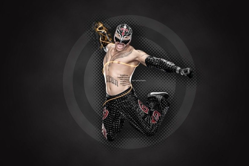 Rey Mysterio With Mask
