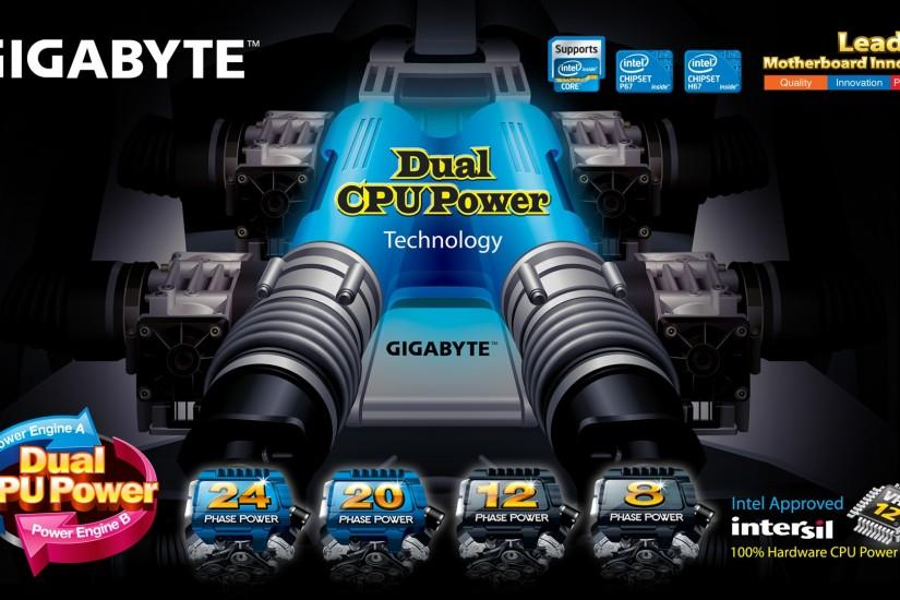 GIGABYTE 6 series Ultra Durable Motherboards