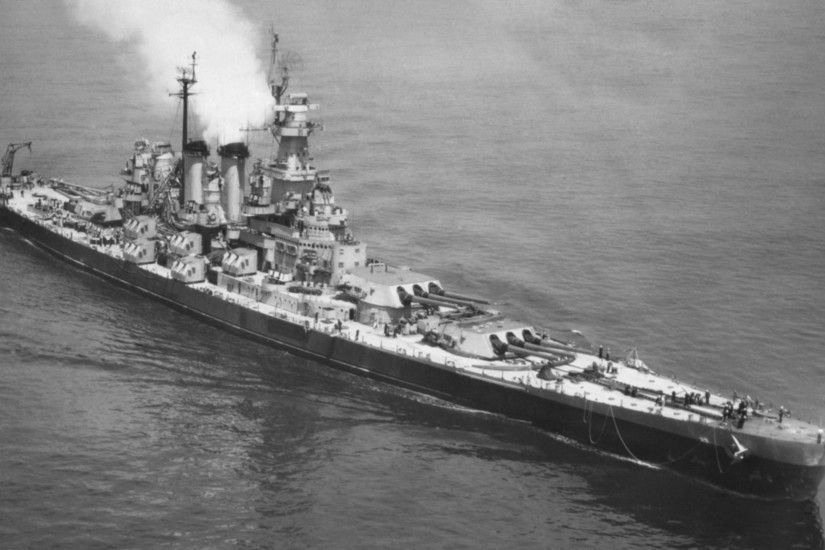 2 USS North Carolina (BB-55) HD Wallpapers | Backgrounds - Wallpaper Abyss