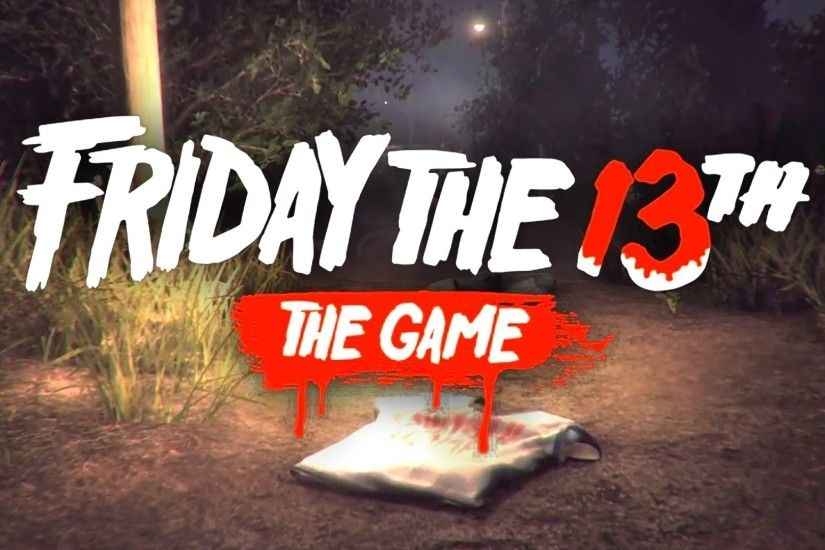 Friday the 13th: The Game! Jason Voorhees vs Counselors (Official  Reveal/Trailer/Kickstarter) - YouTube