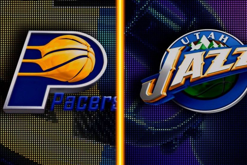 PS4: NBA 2K16 - Indiana Pacers vs. Utah Jazz [1080p 60 FPS]