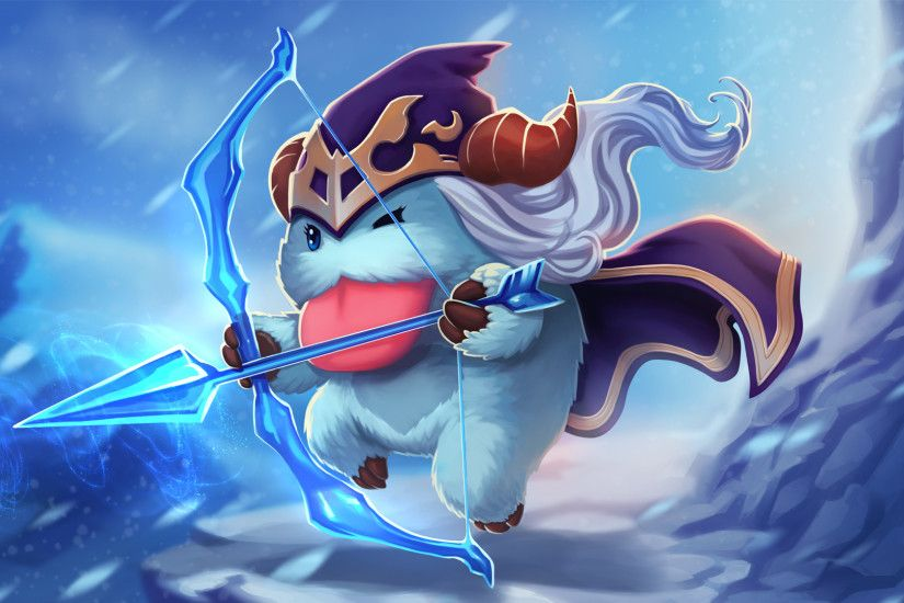 Ashe Poro by RiotJynx