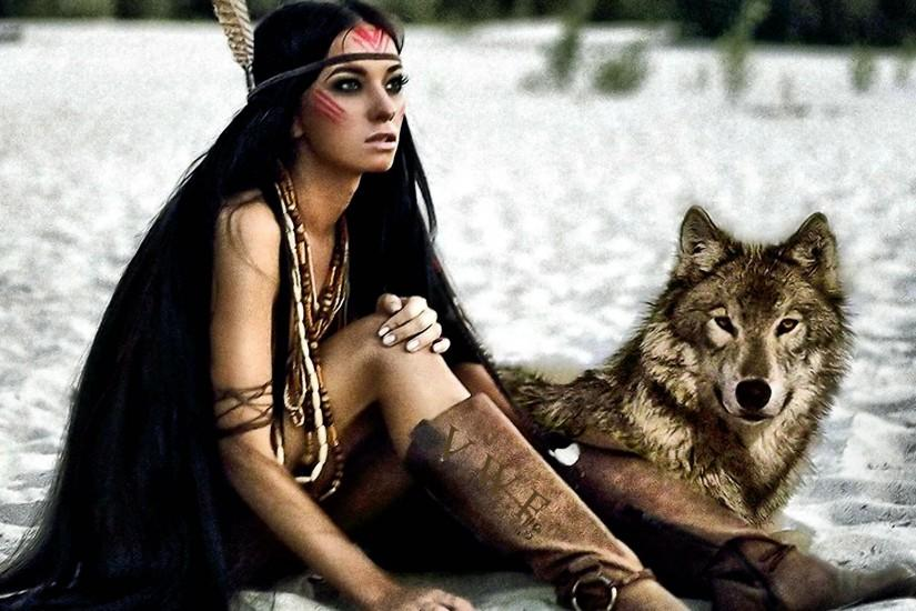 Girl Indian Native American · HD Wallpaper | Background ID:199759