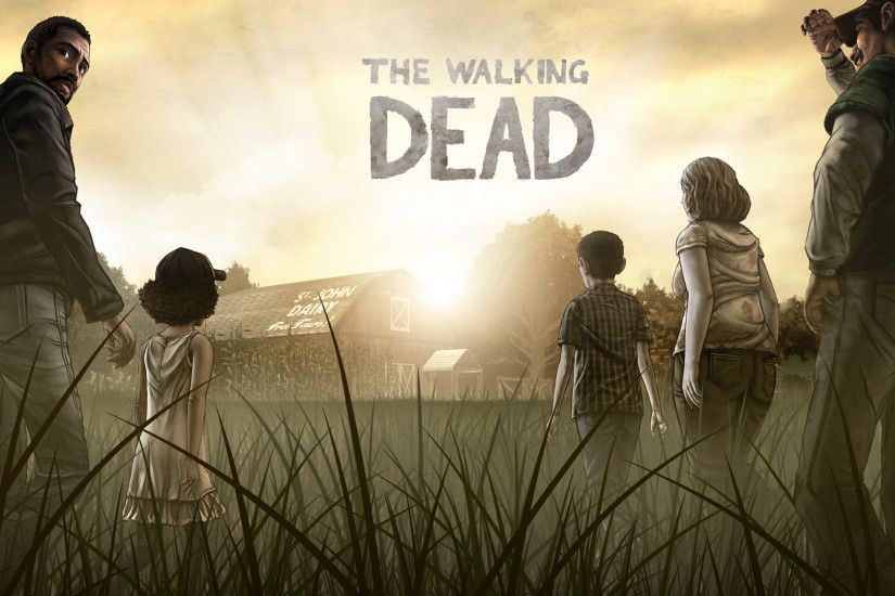 Walking Dead Wallpaper For Android: The Walking Dead Wallpaper 1920x1080 ·①