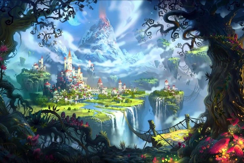 Fairytale Wallpapers - truly amazing wallpapers Fairytale Castle Wallpaper,  Fairytale Castle Wall Mural .