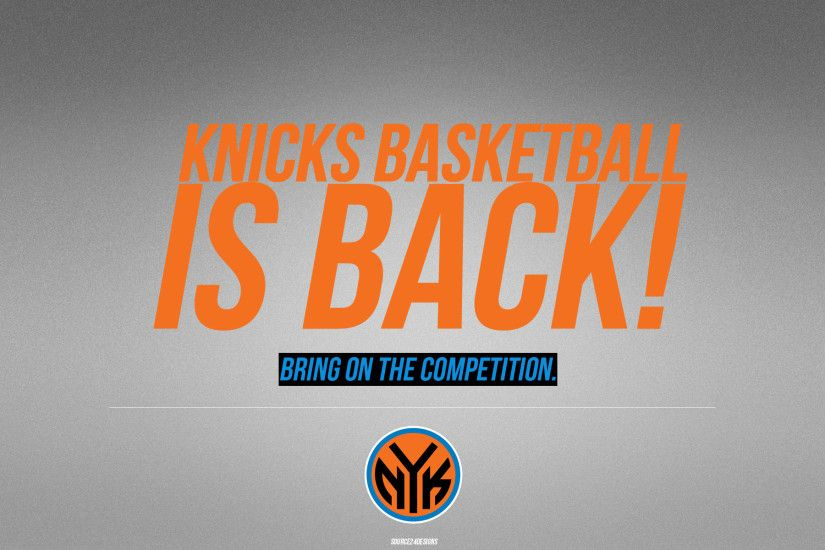 New York Knicks Wallpaper by IshaanMishra New York Knicks Wallpaper by  IshaanMishra