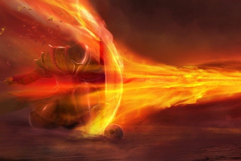 1920x1080 Pirate Skull Fire Drawing dark flames warrior wallpaper  background .