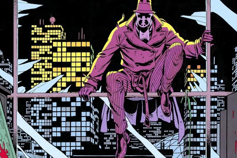 Rorschach - Watchmen wallpaper #4883