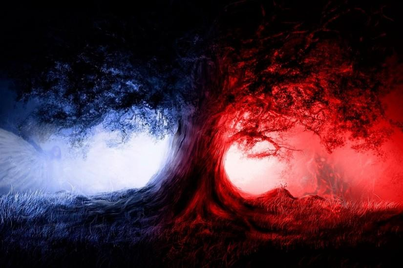 gorgerous red and blue background 2262x1600 smartphone