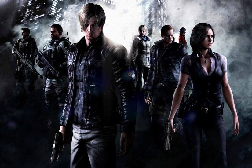 HD Wallpaper | Background ID:312131. 1920x1080 Video Game Resident Evil 6