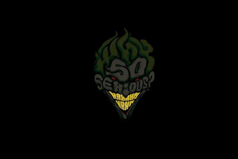 Joker Wallpaper Why So Serious For Iphone