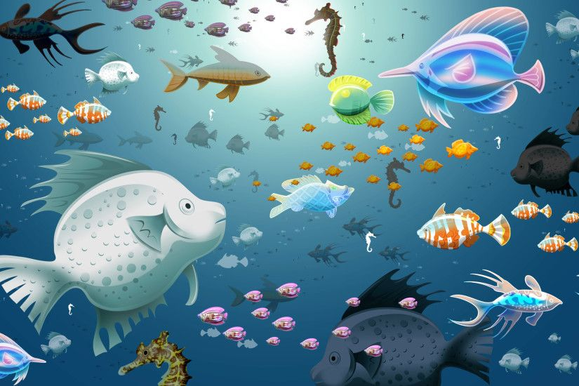Image detail for -Fish Tank cool wallpapers,widescreen wallpapers_High  Definition .