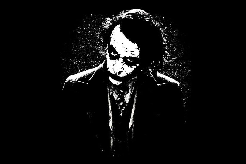 Joker, Heath Ledger, Batman, The Dark Knight