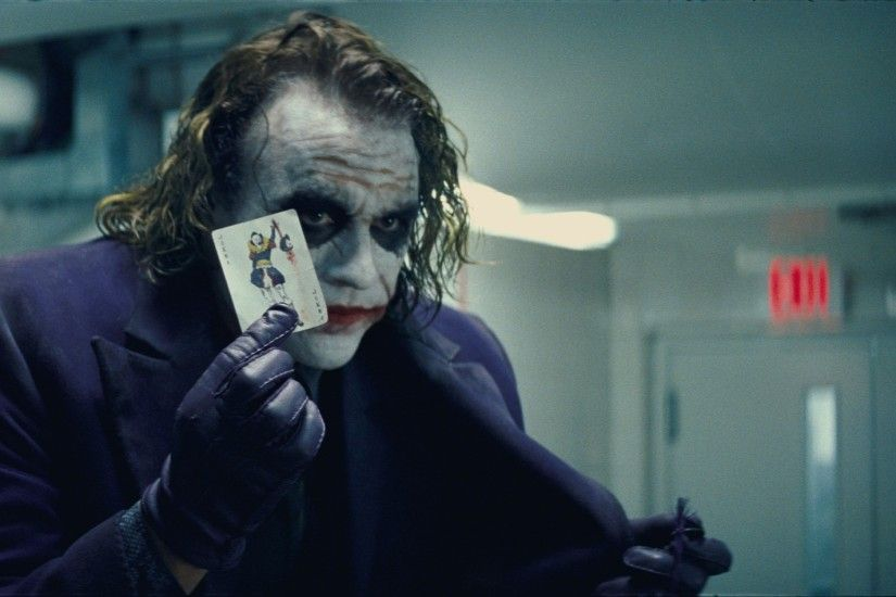 Joker Heath Ledger 1920X1200 Wallpaper High Quality Wallpaper Download