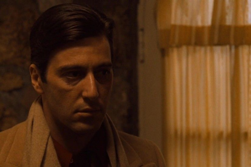 The Godfather revisited – on seeing the trilogy with new eyes – IN A LONELY  PLACE