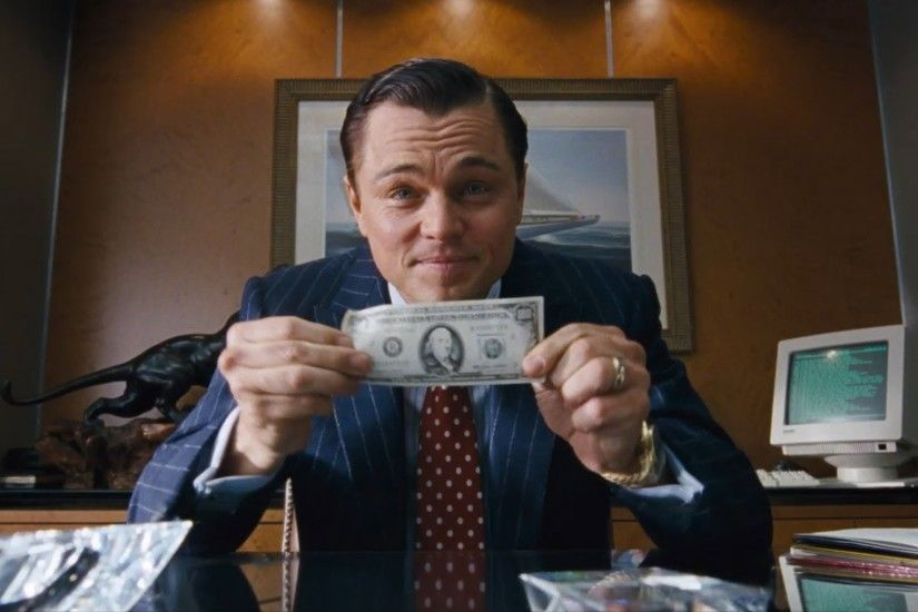 ... The Wolf Of Wall Street Wallpaper