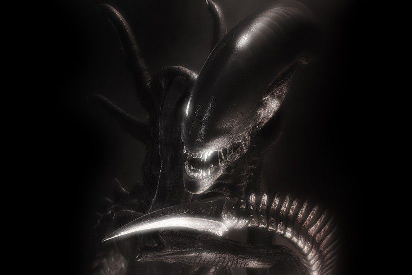 H. R. Giger, Alien (movie), Xenomorph Wallpapers HD / Desktop and Mobile  Backgrounds
