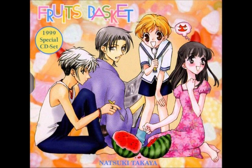"Fruits Basket Drama CD: ""Soumen Adventure"" (Released by Hakusensha 1999) -  YouTube"
