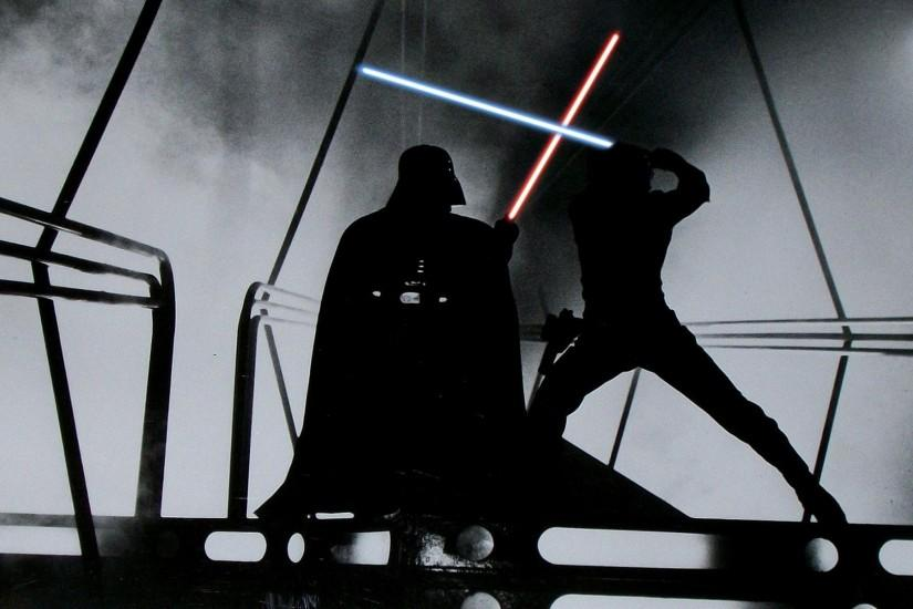 Star Wars, Lightsaber, Darth Vader, Luke Skywalker