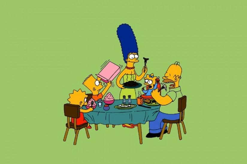 Wallpapers Backgrounds - cartoons mac cool simpsons wallpaper wallpapers